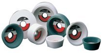 CGW Abrasives 34947 Tool & Cutter Wheels, White Aluminum Oxide
