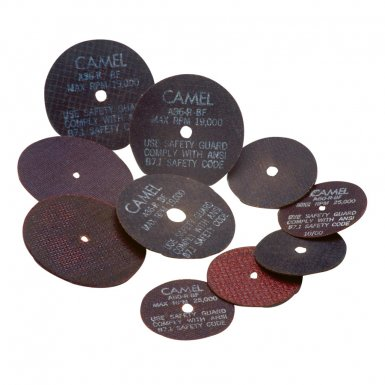 CGW Abrasives 35509 Type 1 Cut-Off Wheels, Air & Electric Die Grinders
