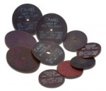 CGW Abrasives 35512 Type 1 Cut-Off Wheels, Air & Electric Die Grinders