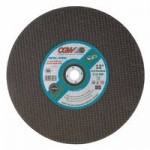 CGW Abrasives 35587 Type 1 Cut-Off Wheels, High Speed Gas Saws