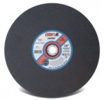 CGW Abrasives 36234 Type 1 Cut-Off Wheels, Chop Saws