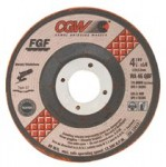 CGW Abrasives Type 29 Depressed Center Wheels - FGF Special Wheels 421-36276