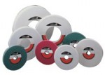 CGW Abrasives 34653 White Aluminum Oxide Surface Grinding Wheels