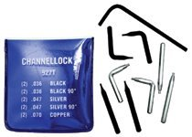 Channellock 927T Snap Ring Pliers Tip Kits