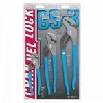 Channellock GS-3 Tongue and Groove Plier Sets