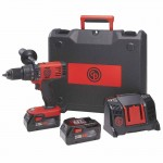 Chicago Pneumatic 8941085481 Cordless Hammer Drill Driver Kit