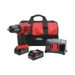 Chicago Pneumatic 8941088491 Cordless Impact Wrench Kit 1/2 in