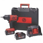 Chicago Pneumatic 8941088489 Cordless Impact Wrench 1/2 in