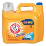 Church & Dwight Co. CDC3320000106 Arm & Hammer Dual HE Clean-Burst Liquid Laundry Detergent