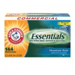 Church & Dwight Co. CDC3320000102 Arm & Hammer Essentials Dryer Sheets