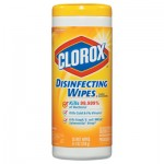 Clorox CLO01594EA Disinfecting Wipes