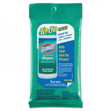 Clorox CLO01665 Disinfecting Wipes
