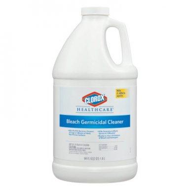 Clorox CLO68973 Healthcare Bleach Germicidal Cleaner
