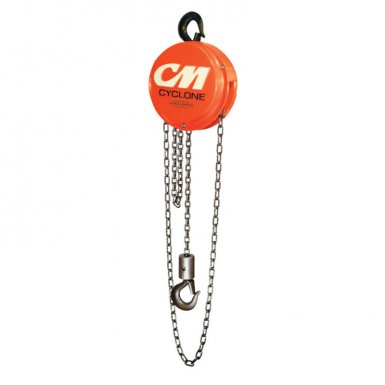 CM Columbus McKinnon 4632 Cyclone Hand Chain Hoists