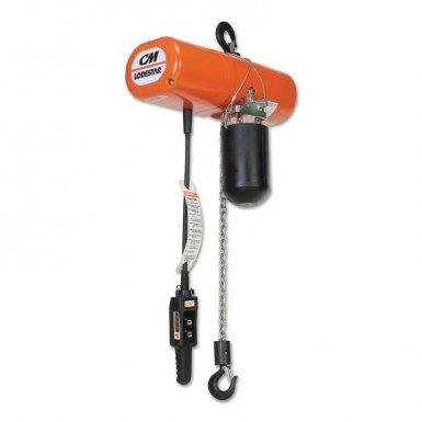 CM Columbus McKinnon 4232 Lodestar Electric Chain Hoists