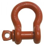 CM Columbus McKinnon M650A-P Screw Pin Anchor Shackles
