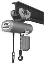 CM Columbus McKinnon 3569 Series 635 Low Headroom Trolleys