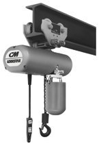 CM Columbus McKinnon 3575 Series 635 Low Headroom Trolleys
