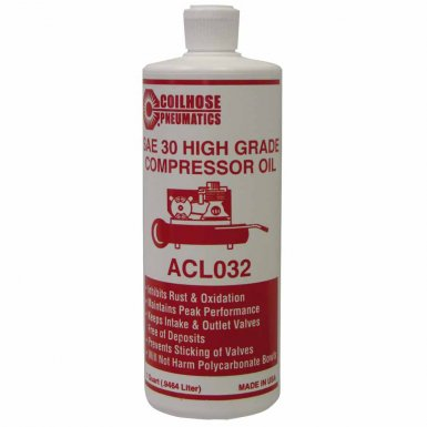 Coilhose Pneumatics ACL032-P12 Air Compressor Oils