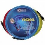 Coilhose Pneumatics PFE41004T FLEXEEL Reinforced Polyurethane Straight Hoses