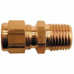 Coilhose Pneumatics CRM1212 Nylon Hose Rigid Male Fittings