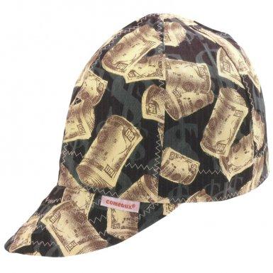 5427b115a8a Deep Round Crown Caps - Comeaux Caps 118-1000-7-1 4 - Comeaux Caps Welding  Supplies