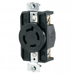 Cooper Wiring Devices CWL1420R Plugs and Receptacles