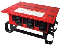 Cooper Wiring Devices RB300M RhinoBox Power Centers