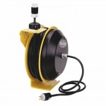 Coxreels EZ-PC13-5012-B EZ-Coil Power Cord Reels
