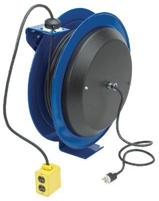 Coxreels PC13-5012-B PC13 Series Power Cord Reels