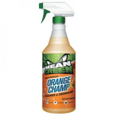 CR Brands 10720547707328 Mean Green Orange Champ Cleaner & Degreaser