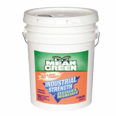 Mean Green Industrial Strength Cleaners & Degreasers