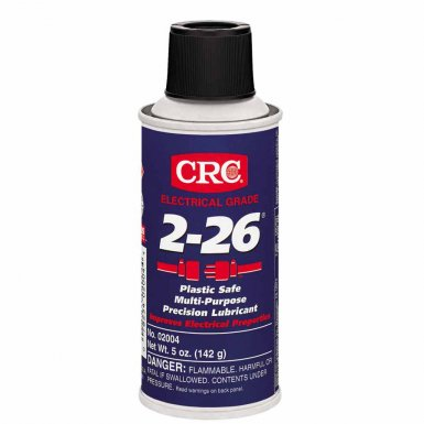 CRC 2004 2-26 Multi-Purpose Precision Lubricants