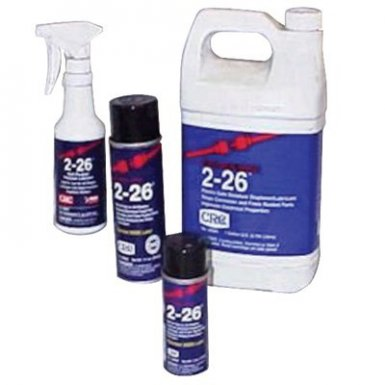 CRC 2009 2-26 Multi-Purpose Precision Lubricants