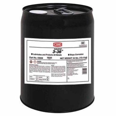 CRC 3009 3-36 Multi-Purpose Lubricants & Corrosion Inhibitors