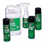 CRC 3004 3-36 Multi-Purpose Lubricants & Corrosion Inhibitors