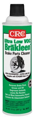 CRC 5151 Brakleen Non-Chlorinated Brake Parts Cleaners