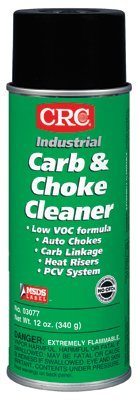 CRC 3077 Carb & Choke Cleaners