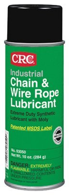 CRC 3050 Chain & Wire Rope Lubricants