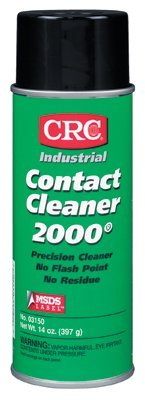 CRC 3150 Contact Cleaner 2000 Precision Cleaners