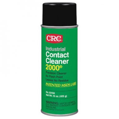 CRC 3152 Contact Cleaner 2000 Precision Cleaners