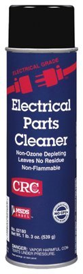 CRC 2180 Electrical Parts Cleaners