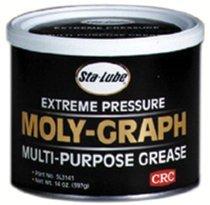 CRC SL3144 Extreme Pressure Moly-Graph Multi-Purpose Grease