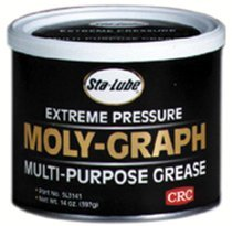 CRC SL3146 Extreme Pressure Moly-Graph Multi-Purpose Grease