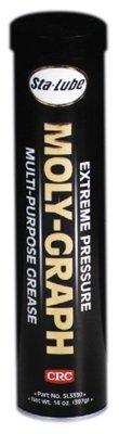 CRC SL3330 Extreme Pressure Moly-Graph Multi-Purpose Grease