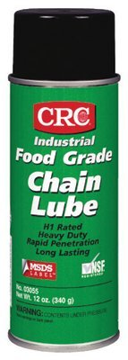 CRC 3055 Food Grade Chain Lubes