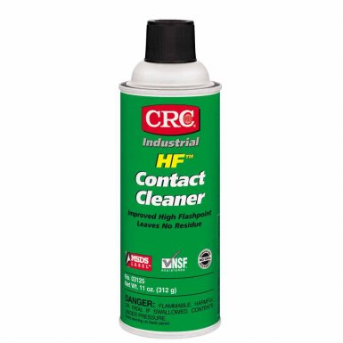 CRC 3125 HF Contact Cleaners