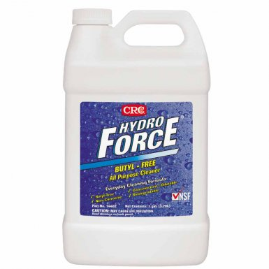 CRC 14402 HydroForce Butyl-Free All Purpose Cleaners