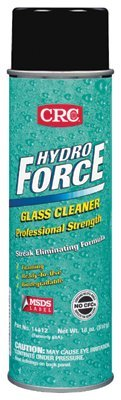 CRC 14412 HydroForce Glass Cleaners Professional Strength