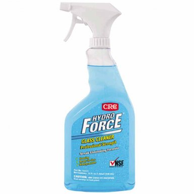 CRC 14411 HydroForce Glass Cleaners Professional Strength